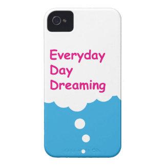 Dia diário que sonha o capa de iphone 4 engraçado capinhas iPhone 4
