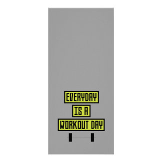 Dia diário Z81fo do exercício 10.16 X 22.86cm Panfleto