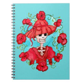 Caderno Espiral Dia do caderno inoperante