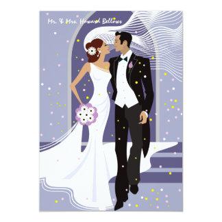 Dia do casamento - anúncio do casamento do cargo