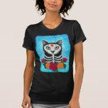 Dia do gato inoperante, camisa da arte do gato do camisetas