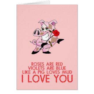Dia dos namorados engraçado bonito cartoes