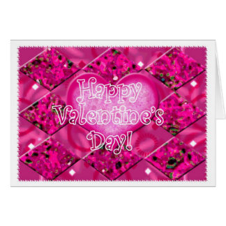 Dia dos namorados feliz! cartão