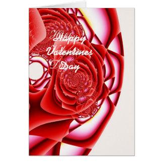 Dia dos namorados feliz cartão