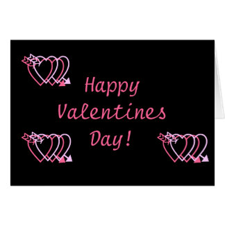 Dia dos namorados feliz! cartões