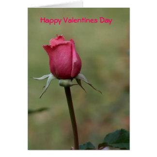 Dia dos namorados feliz cartão comemorativo