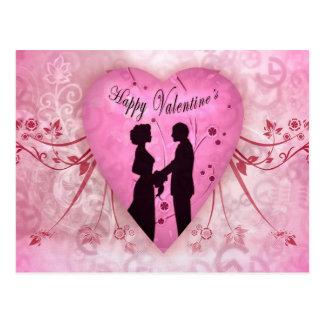 dia dos namorados feliz cartões postais
