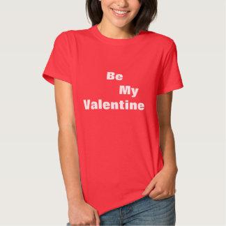 Dia dos namorados perfeito tshirts