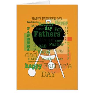 Dia dos pais cartões