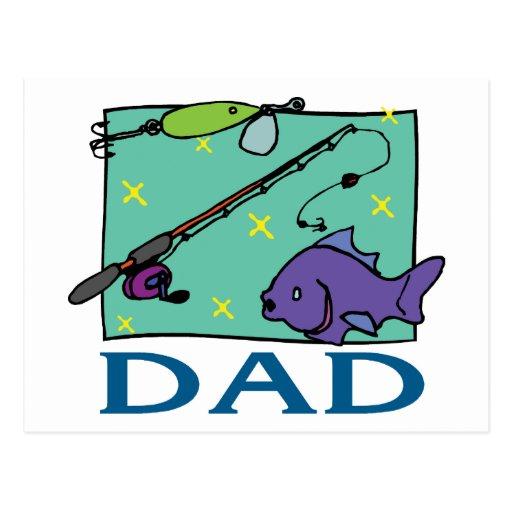 Dia dos pais do pai da pesca