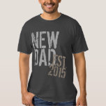 Dia dos pais feito sob encomenda do Grunge do novo T-shirt