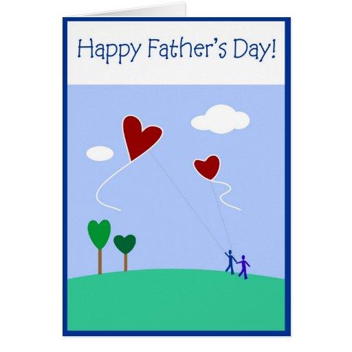 Dia dos pais - pai cartões