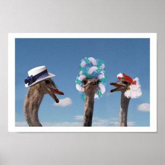 Dia louco do chapéu nas raças impressão