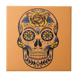 Dia mexicano do crânio do morto