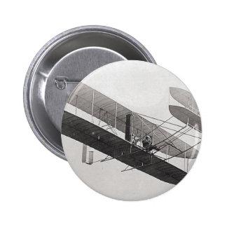 Dia nacional da aviação do vintage & Orville Bóton Redondo 5.08cm