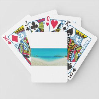 Dia perfeito (praia Marizion do longrock) Jogos De Cartas