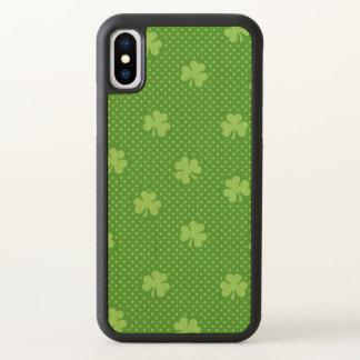 Dia verde de Patricks do santo do teste padrão do
