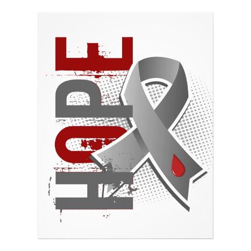 Diabetes da esperança 2 panfleto personalizado