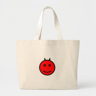 Diabo de sorriso bolsa