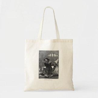 Diabretes pequenos de Francisco Goya- Bolsa Para Compra