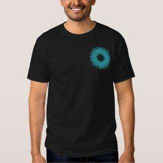 Diagrama esquemático da baliza da energia tshirt