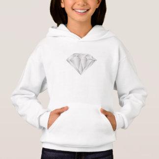 Diamante branco para meu querido
