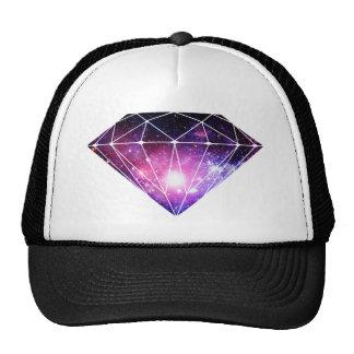 Diamante cósmico boné