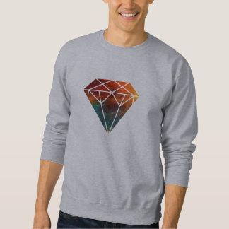 Diamante da galáxia moletom