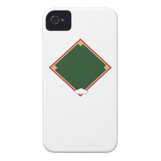 Diamante de basebol capa iPhone 4 Case-Mate