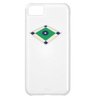 Diamante de basebol capa iphone5C