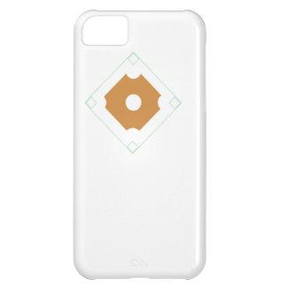 Diamante de basebol capa iphone 5C