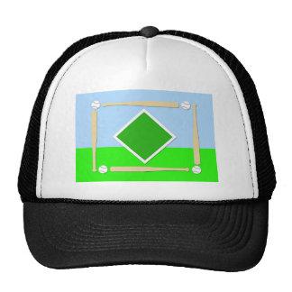 Diamante de basebol bones