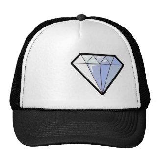 Diamante do Grunge Boné