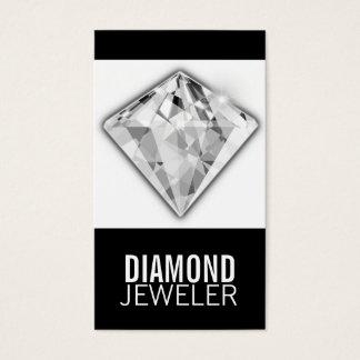 Diamante do modelo de cartão de negócios