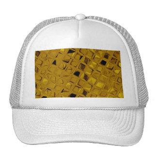 Diamante feminino metálico brilhante do ouro amare bone