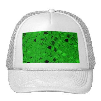 Diamante metálico brilhante Sassy do verde esmeral Bone