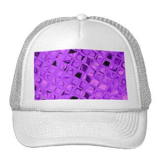 Diamante roxo Amethyst metálico brilhante da uva Bone