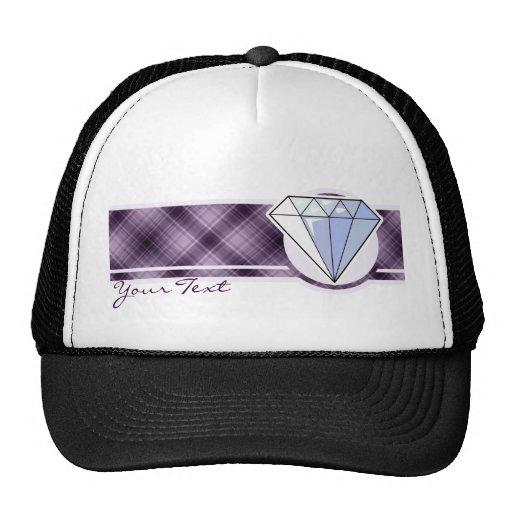 Diamante roxo bone