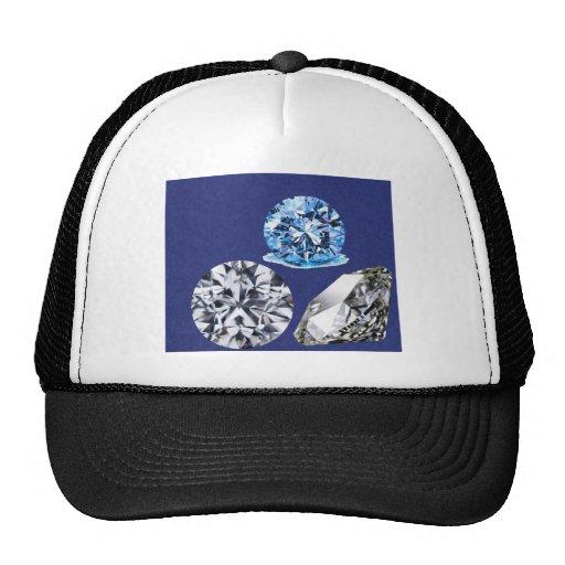diamantes bonés