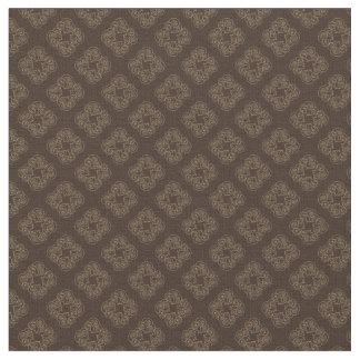 Diamantes do chocolate - tecido do teste padrão de