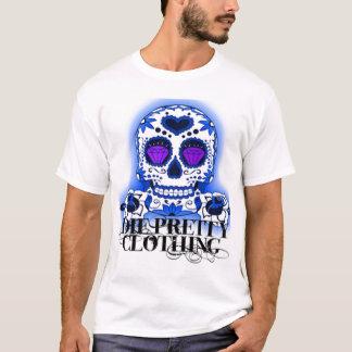Diamantes do crânio (homens) camiseta