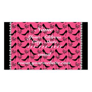 Diamantes pretos cor-de-rosa conhecidos feitos sob cartão de visita