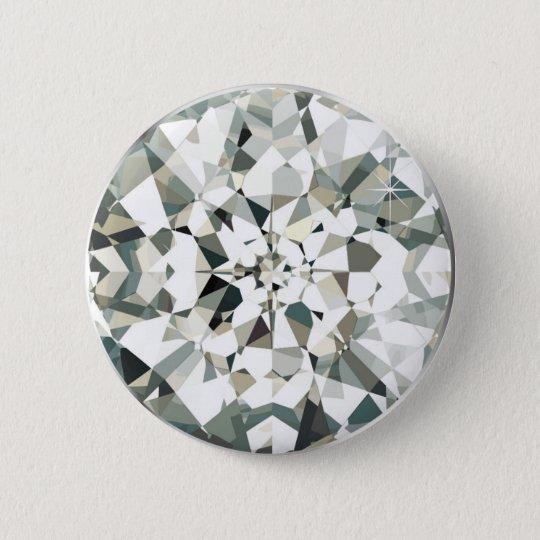 Diamond Bóton Redondo 5.08cm