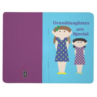 Diário A neta é caderno de bolso especial