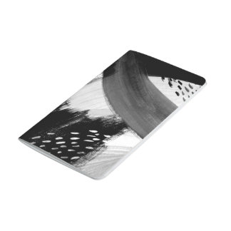Diário Abstracção preto e branco 2