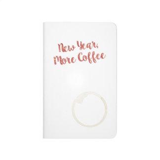 Diário Ano novo, mais jornal do planejador do café