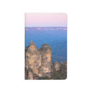 Diário As três irmãs, montanhas azuis, Novo Gales do Sul