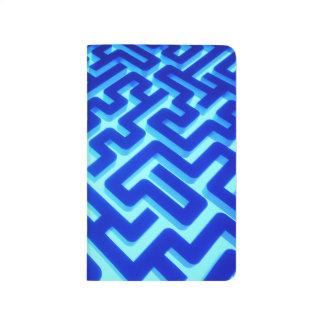 Diário Azul do labirinto