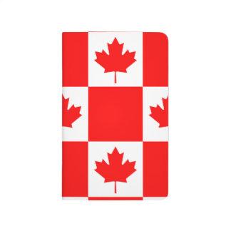 Diário Bandeira nacional de Canadá, folha de bordo,