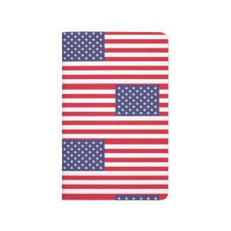 Diário Bandeira nacional dos Estados Unidos da América